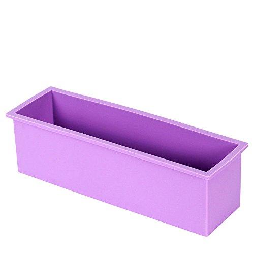 Magic Show para hacer jabón moldes de silicona (con herramientas de caja de madera para pan molde para horno galletas to283: Amazon.es: Hogar