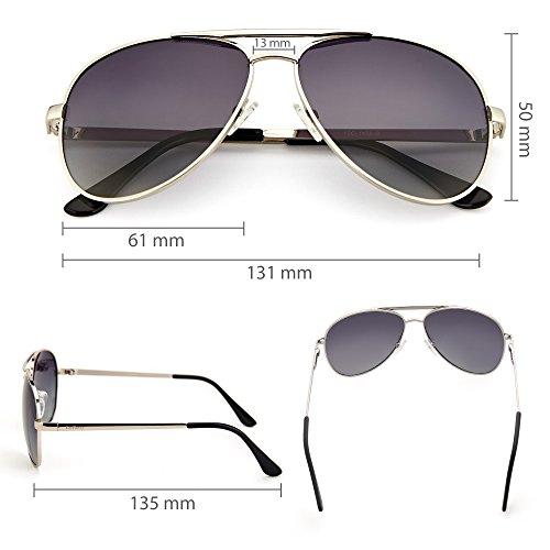 9a6a9ecbd997 Jual LotFancy Polarized Aviator Sunglasses