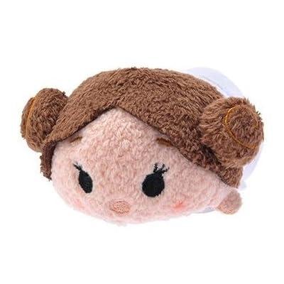 Disney TSUM TSUM Star Wars Plush Collector Set (4 pack) _Darth Vader, Han Solo, Princess Leia & Chewbacca: Toys & Games