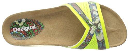 Verde Desigual Sandalias Mujer 1 4011 Verde Oscuro Nora IqUwOqS