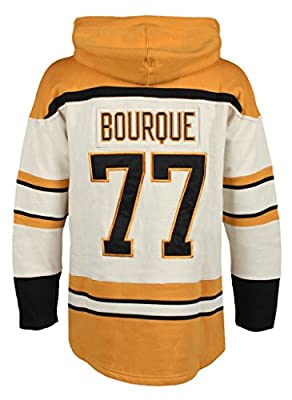 NHL mens Old Time Hockey NHL Men's Player Lacer Name & Number Hoodie