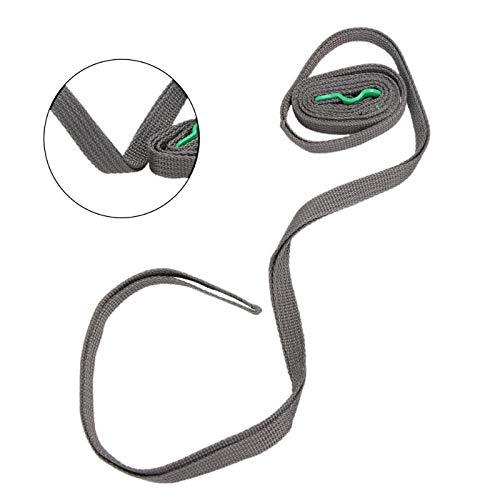 Orange CUSHY Tie Down Baggage Backpack Travel Luggage Strap Travel Kits 250 CM 10 MM 125KG Load Tie