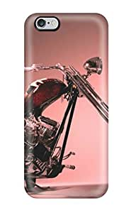 High Quality Marie K Floyd Motorcycle Skin Case Cover Specially Designed For Iphone - 6 Plus by supermalls
