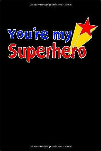 Weihnachten Termine.Superhero Superhelden Comic Notizbuch Für Notizen Termine Skizzen
