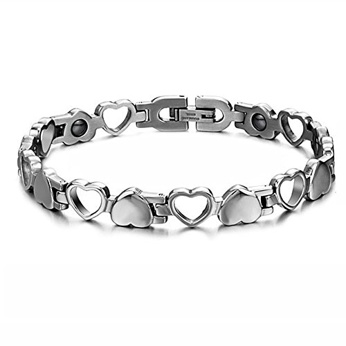 Titanium Magnetic Therapy Bracelet Health