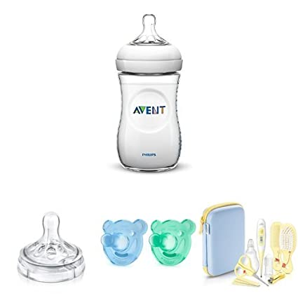 Philips Avent SCH400/30 - Set recién nacido, transparente