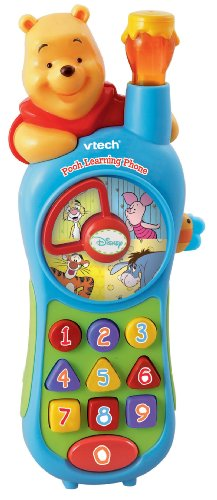 (VTech - Winnie The Pooh - Pooh's Learning Phone)