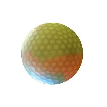 LiféUP Bola del Resplandor del Golf, Golf de la iluminación del ...