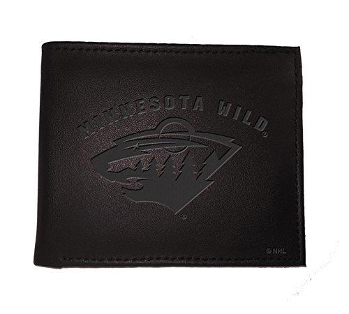 Team Sports America Minnesota Wild Bi-Fold Wallet