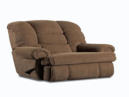 - Lane Home Furnishings Stallion 4169-17 1407 Recliner, Chestnut Brown