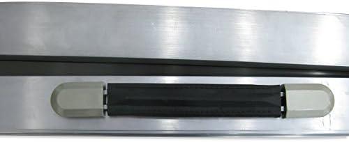WORHAN/® Ramp for Pet Dog Access Foldable Aluminum Non Slip Surface Suitcase Loading Platform DR48