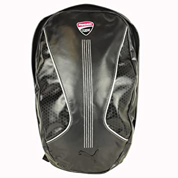2aa28ba786b84 Puma Ducati Corse Black Boys School Rucksack Backpack Shoulder Motorsport  Bag  Amazon.co.uk  Sports   Outdoors