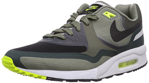 Light Grey Swed Water Resistant para Light Iron Air Zapatillas Max Nike atletismo de Hombre Ash Black Green wH7vpqSxS