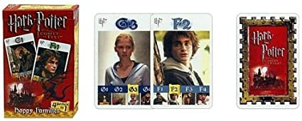 Amazon.com: Harry Potter and the Goblet of Fire Card Game ...