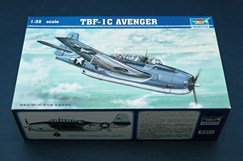 Trumpeter 1:32 - Grumman TBF-1C Avenger by Trumpeter, used for sale  Delivered anywhere in USA