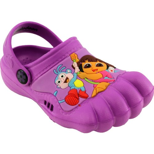 Dora the Explorer Kids Purple Silly