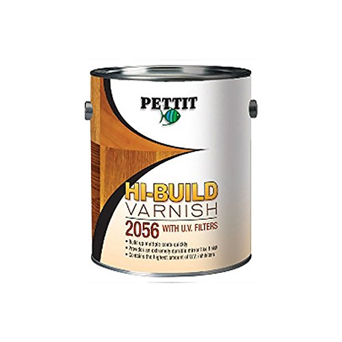 (Pettit Paint High Build Varnish 2056 2056Q )