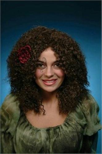 Gypsy Adult Costume Wig - Gypsy Wigs