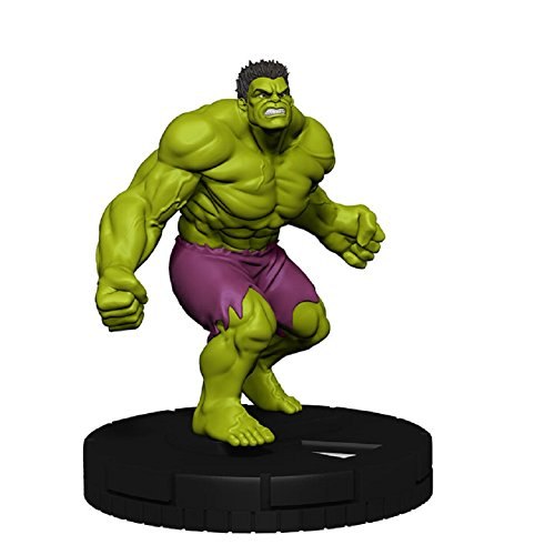 Marvel Heroclix The Mighty Thor #005 Hulk complete with (Heroclix Hulk)