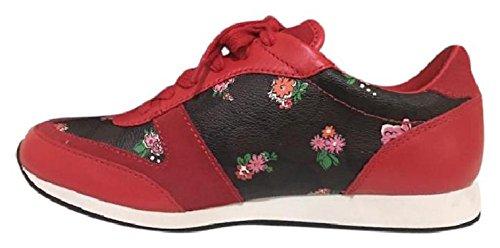 Allenatore Donna Rebecca Ii Stile Sneaker Q9102 Mpb Taglia 10