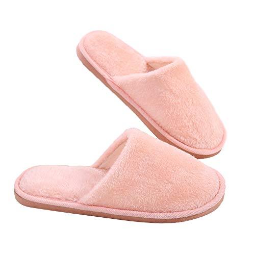 Ed Pantofole Per 40 Interni 41 jaune Esterni Caldo Donne Jingyuu 41 Inverno Pantofole Scarpe rose 40 8YwWOdq