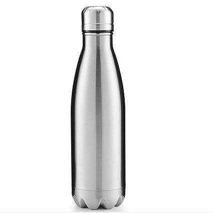 Amazon.com: Botellas de agua aisladas al vacío de doble ...