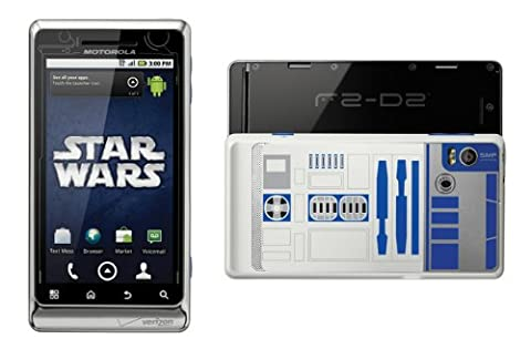 Motorola Droid 2 Special Star Wars R2D2 Edition Android Smartphone Verizon Wireless