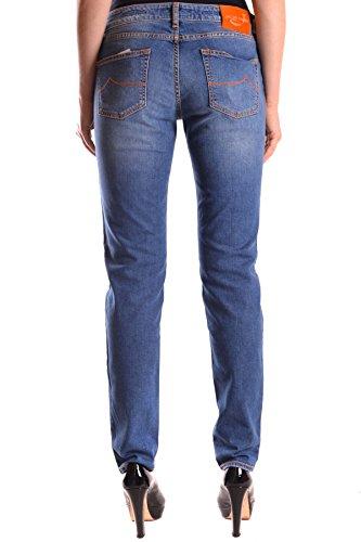 Jacob Cohen Damen MCBI160028O Blau Baumwolle Jeans
