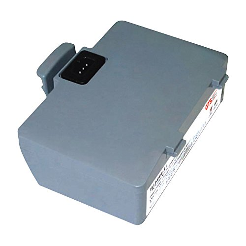(GTS H16004-LI Replacement Battery for Zebra QL220/QL320 Portable Printers, 2300 mAh, LiIon, 7.4V, OEM Part Number AT16004-1)
