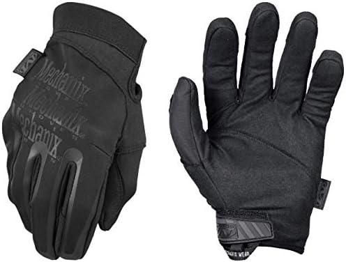 Guanti tattici  da lavoro mechanix wear specialty recon (l, tutto nero) TSRE-55-010