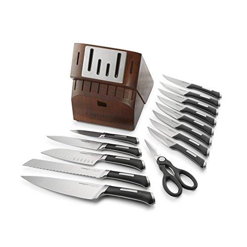 Calphalon Precision Self-sharpening 15-piece Knife Block Set, with SharpIn Technology (1932941) by Calphalon (Image #4)