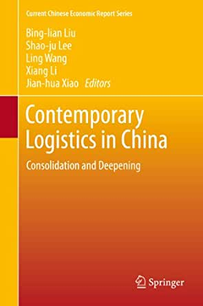 Amazon.com: Contemporary Logistics in China: Consolidation