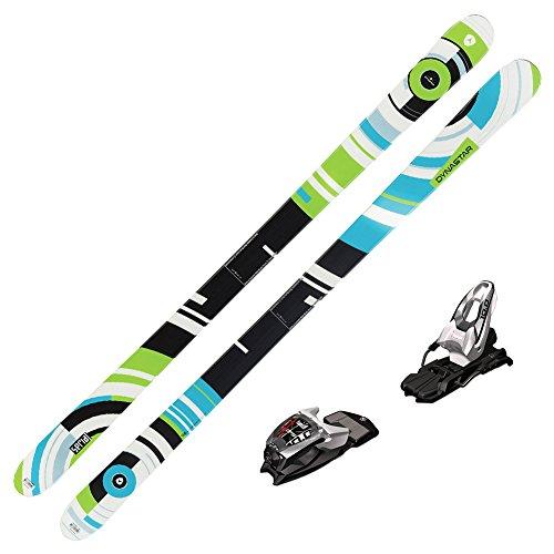 2016 Dynastar Serial Skis w/ Marker M 10.0 EPS Bindings (178) Fiberglass Twin Tip Skis