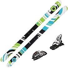 2016 Dynastar Serial Skis w/ Marker M 10.0 EPS Bindings