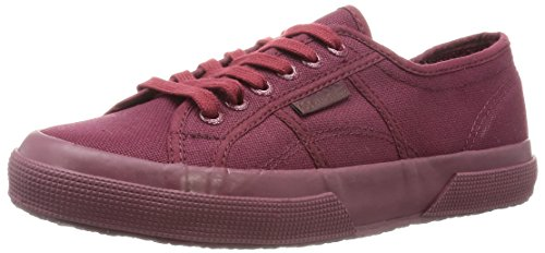 Superga Rosso F52 Unisex Adulto rot Sneakers rqROr