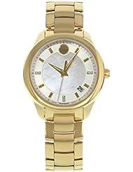 Movado Bellina Quartz Female Watch 0606980 (Certified Pre-Owned)