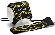 SKLZ Star-Kick Hands-Free Adjustable Solo Soccer Trainer - Fits Ball Sizes 3, 4, and 5
