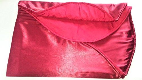Intimate Hearts Ignite Passion Mattress Protector, Burgundy by Intimate Hearts Ignite Passion