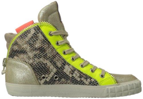 Ash Womens Shake Bis Fashion Sneaker Platinum Multi