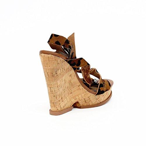 3 moda Edelman cuña mujeres de Sandalias 5 tamaño tacón Unido nbsp;para Reino de las Sam XvwdYqxSY