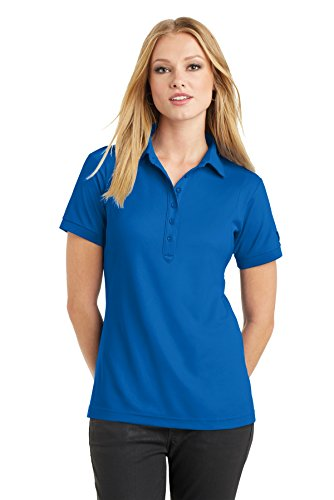 OGIO - Ladies Jewel Polo, Electric Blue, Medium (Ogio Jewel)