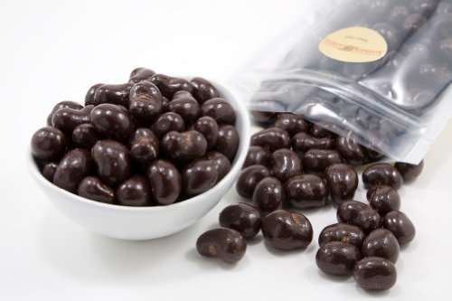 Dark Chocolate Covered Cashews (1 Pound Bag) by Superior Nut Company (Superior Chocolate)