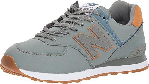 Price comparison product image New Balance Men's Ml574v2 Shoe, Green, 11.5 D US