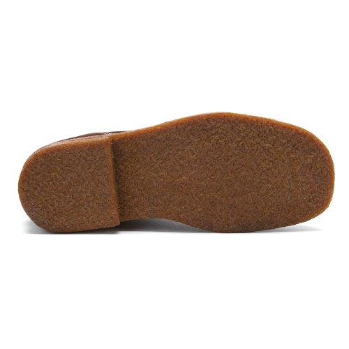 Drew Sko Mens Bryan Chukka Boots Chokladbruna Mocka