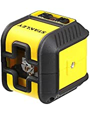Stanley Cubix Cross Line Laser Level (Red Beam)
