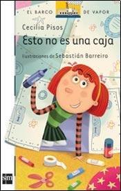 ESTO NO ES UNA CAJA - PRIMEROS LECTORES: Amazon.es: PISOS,CECILIA ...