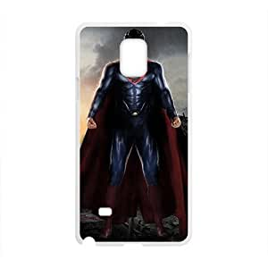 Happy Superman Design Pesonalized Creative Phone Case For Samsung Galaxy Note4