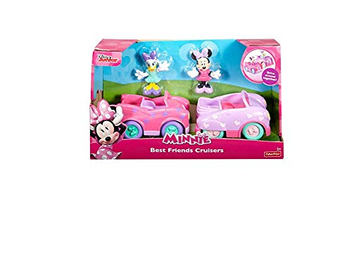 Fisher-Price Disney Minnie, Best Friends Cruisers