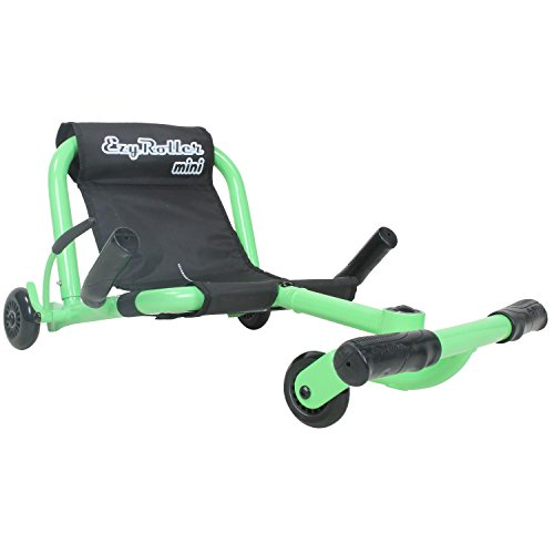 EzyRoller Mini Ride On for Ages 2-5 - Green