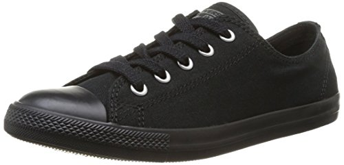 Converse Chuck Taylor All Star Shoreline Black Lace-Up Sneaker - 7 B(M) US